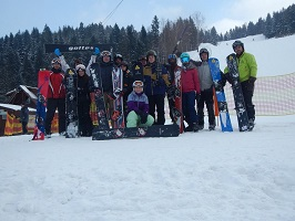 Carve Camp - Długa Polana